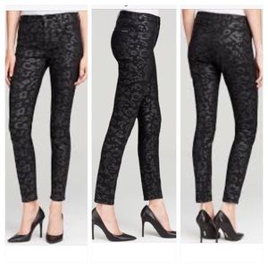 NWOTs Hudson Nico Super Skinny Midrise Jeans